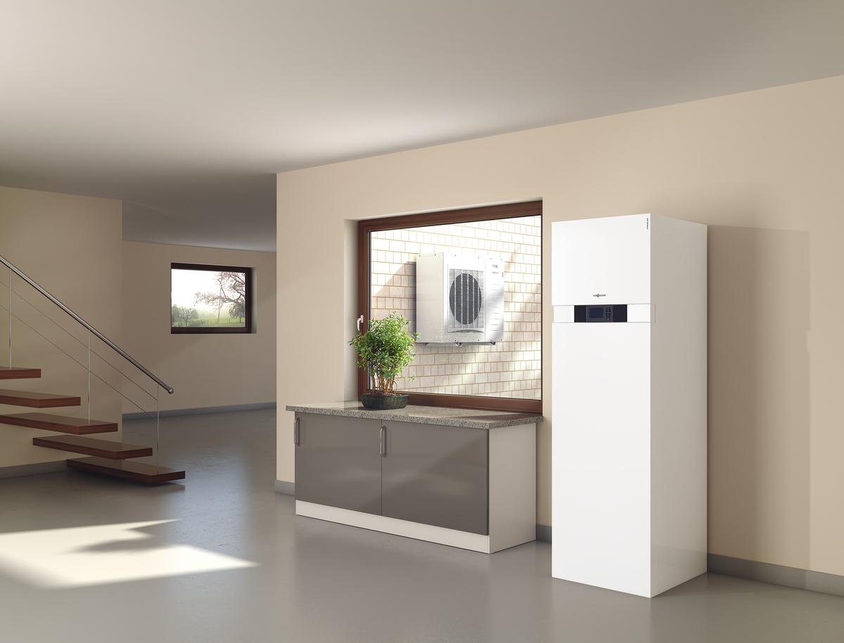 Pompe chaleur air eau soleco france - Avantage pompe a chaleur air eau ...